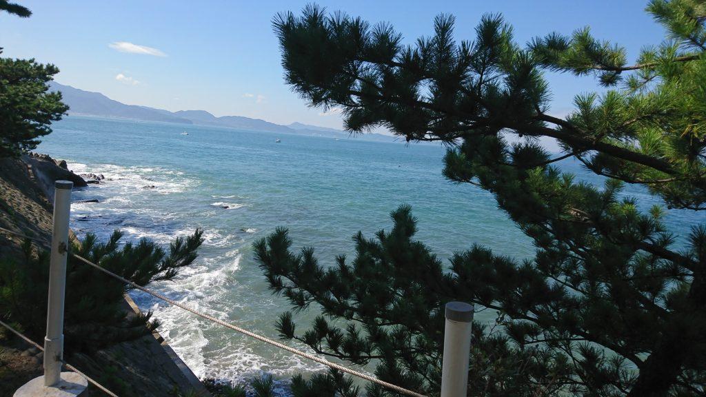 友ヶ島海岸
