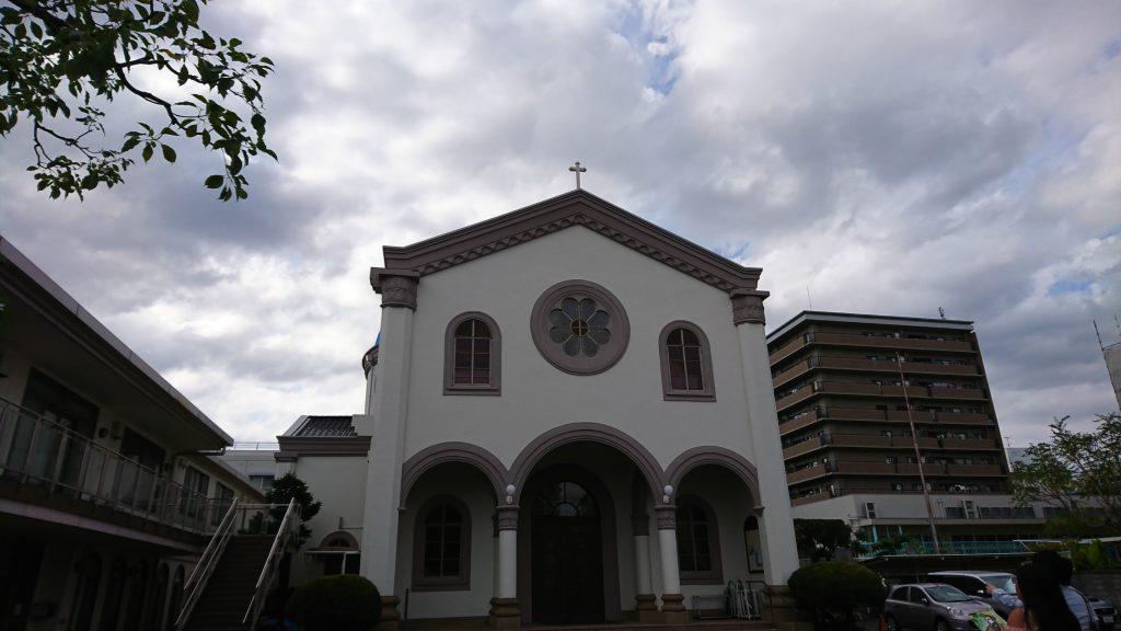 高槻の教会