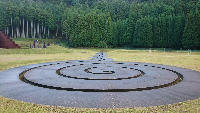 今話題!「室生山上公園芸術の森」ってどんなところ?アクセスは?