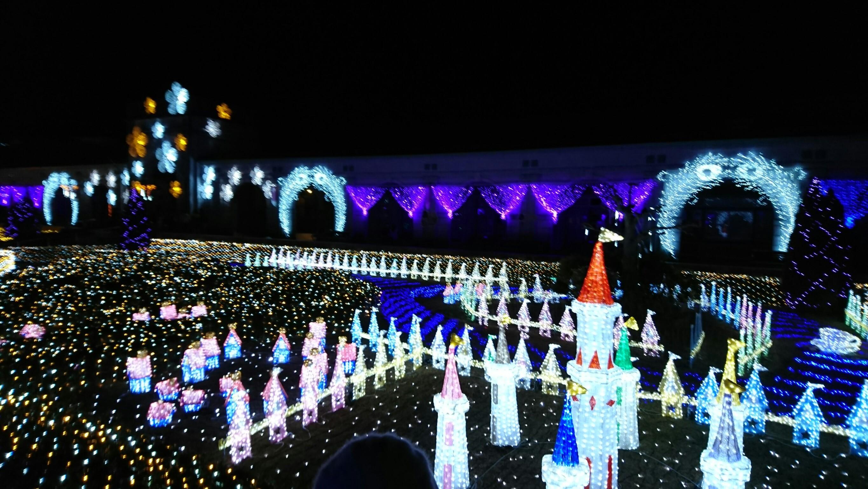 デートやクリスマスに!関西で注目のイルミネーション