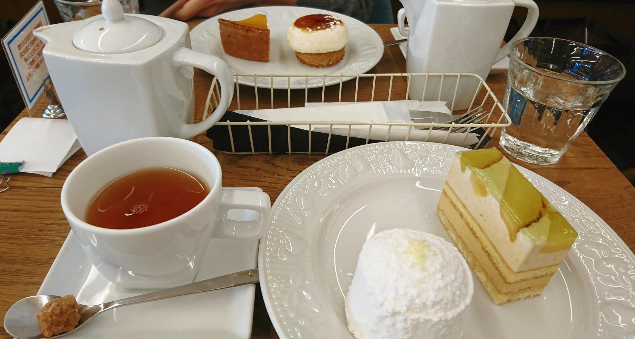 神戸のケーキ屋さん パティスリーモンプリュ 混雑は?